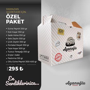 ramazan kolisi özel paket